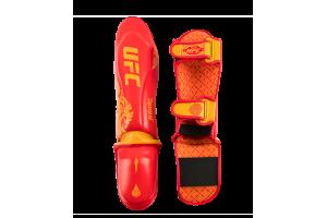 (UFC Premium True Thai цвет красный, размер L)