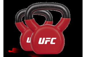 Гиря UFC ПВХ