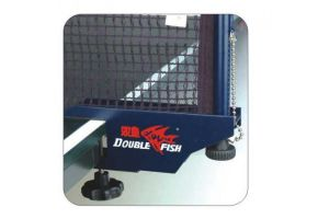 Набор Double Fish XW-924C профессиональный из сетки и держателя для теннисного стола