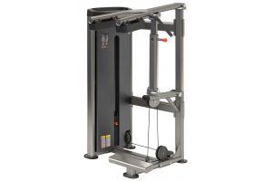 Тренажер для икроножных мышц стоя DA019D