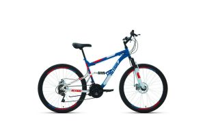 Велосипед Forward Altair MTB FS 26 2.0 Disc 18ск (2020)