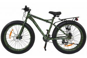 Велосипед Eltreco X4 Camouflage (2015)