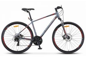 Велосипед Stels Cross 130 MD Gent 28 V010 (2019)