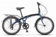 Дорожный складной велосипед    Stels Pilot 760 24 V010 (2019)