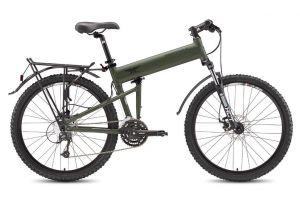 Велосипед Montague Paratrooper 24 speed  (2016)