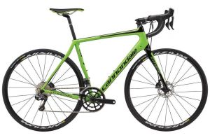 Велосипед Cannondale Synapse Carbon Disc Ultegra Di2  (2016)