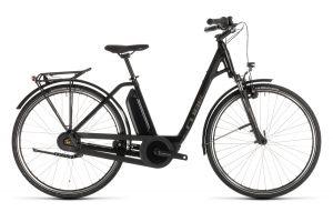 Велосипед Cube Town Hybrid One 400 (2019)