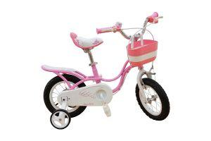 Велосипед Royal Baby Little Swan 12 (2018)
