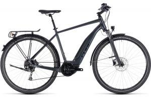 Велосипед Cube Touring Hybrid One 400 (2018)