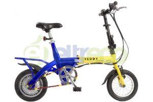 Велосипед Eltreco Green City Teddy (2012)