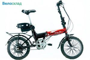 Велосипед Eltreco Green City Jet (2011)