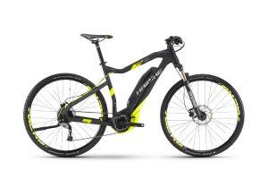 Велосипед Haibike Sduro Cross 4.0 men 400Wh 9-Sp Acera (2017)