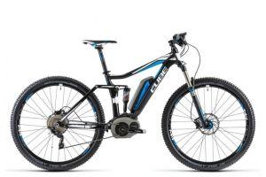 Велосипед Cube Stereo 120 Hybrid (2014)