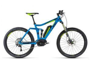Велосипед Cube Stereo 140 Hybrid SL 27.5 (2014)