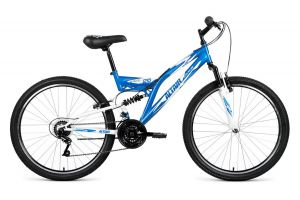 Велосипед Forward Altair MTB FS 26 1.0 (2019)