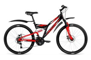 Велосипед Forward Altair MTB FS 26 Disc (2018)