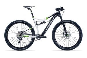Велосипед Cannondale Scalpel Сarbon 3 (2014)