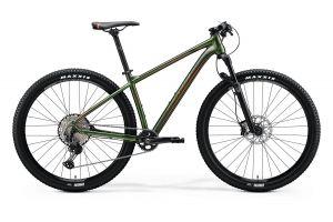 Велосипед Merida Big.Nine XT-Edition (2020)