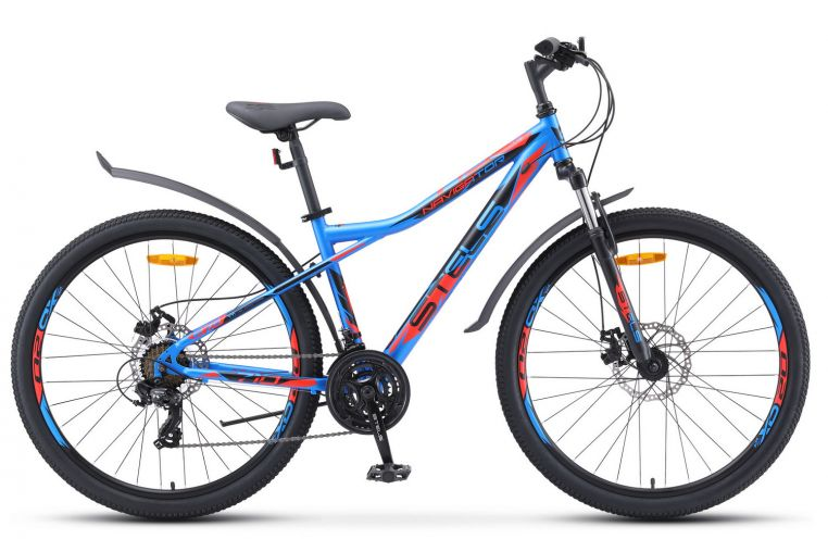 Велосипед Stels Navigator 710 MD 27.5 V020 (2020)