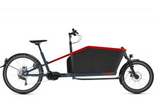 Велосипед Cube Cargo Sport Dual Hybrid (2020)