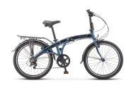 Дорожный складной велосипед    Stels Pilot 760 24 V020 (2020)