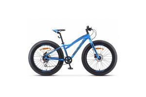 Велосипед Stels Aggressor D 24' V010 Синий (LU092494)