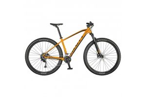 Велосипед Scott Aspect 740 orange