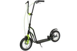для детей Novatrack STAMP N1, ручные тормоза V-brake, крылья, дропаут, черный
