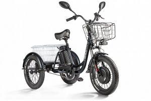Велосипед Elteco Porter Fat 500 Up! (2021)